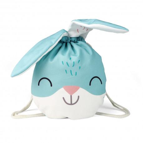 Ababu, Batôžtek pre najmenších - Zajačik
