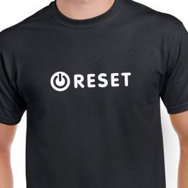 Tričko Reset, alebo skús to znova