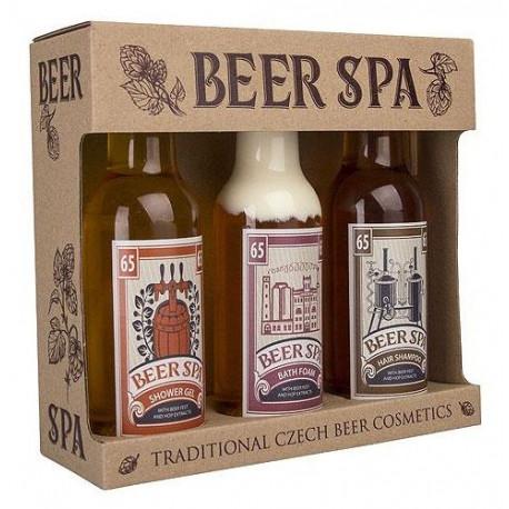 Dárkové balení Beer Spa