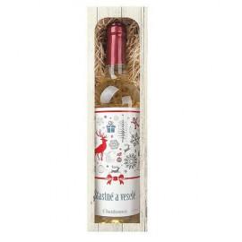 Vianočné biele víno - Chardonnay