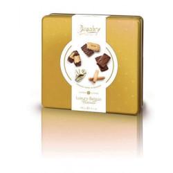 Dárková sada belgických čokoládových sušenek