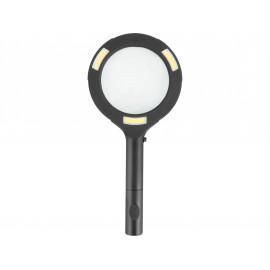 Praktická lupa s LED svetlom pre každú príležitosť
