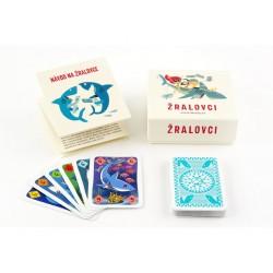 Žralovci – kartová hra