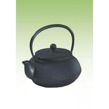 Liatinová čajová kanvice s kovovým sitkom 600 ml