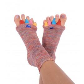 Adjustačné ponožky Prenôžky - Multicolor