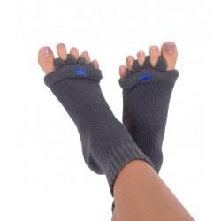 Adjustačné ponožky Prenôžky - Charcoal