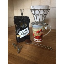 Baristom na počkanie – súprava na prípravu kávy