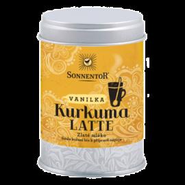 Kurkuma Latte Bio vanilka