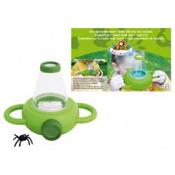 Box na skúmanie hmyzu
