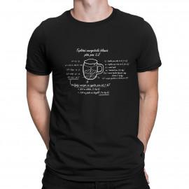 Originálne tričko Energetická bilancia piva