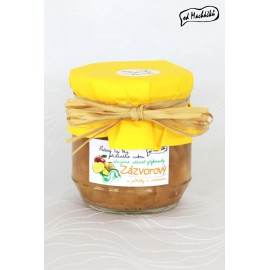 Pečený čaj BEZ CUKRU - zázvor s jabĺčkami a citrónom