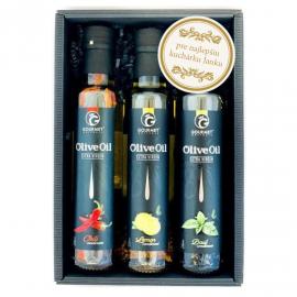 Triáda olivových olejov