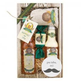 Darčekové balenie pivnej kozmetiky